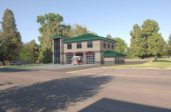 Medford Fire Stations 1 amp 2 The Abell Architectural